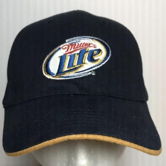dc47a13401f70 Miller lite hat
